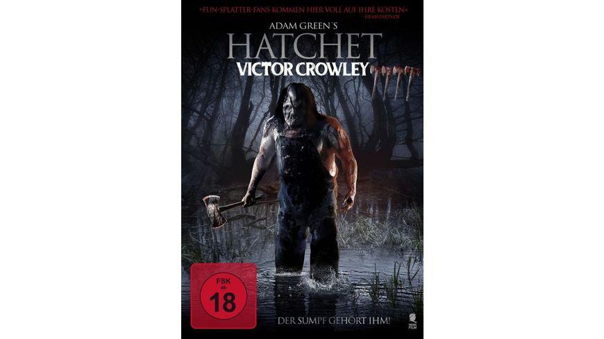 Hatchet Victor Crowley Uncut