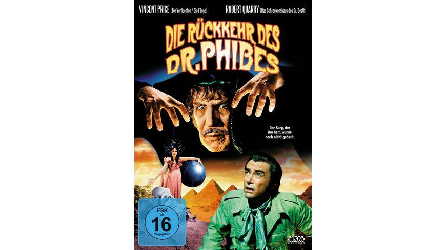 Die Rueckkehr des Dr Phibes