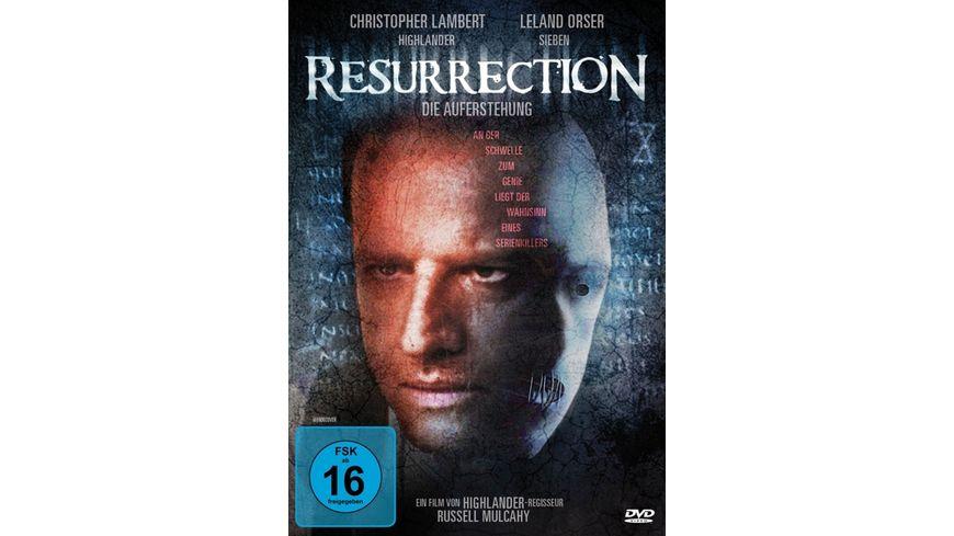 Resurrection Die Auferstehung Filmjuwelen