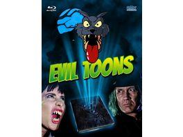 Evil Toons Cover A Mediabook DVD LE