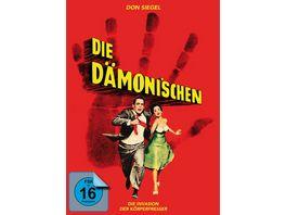 Die Daemonischen Limited Edition Mediabook DVD