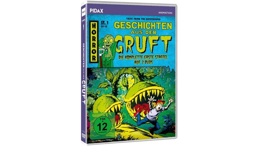 Geschichten aus der Gruft Staffel 1 2 DVDs