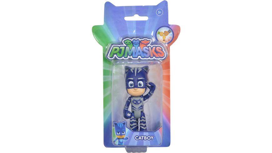 Simba PJ Masks Pyjamahelden Catboy Spielfigur 8 cm 1 Stueck sortiert