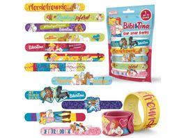 CRAZE Slap Snap Bands BIBI TINA zum Sammeln