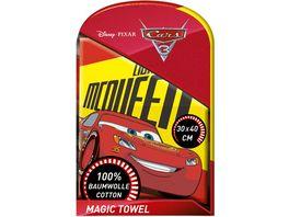 CRAZE Magic Towel CARS sortiert