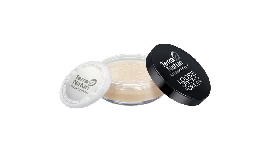 Terra Naturi Loose Setting Powder Transparent