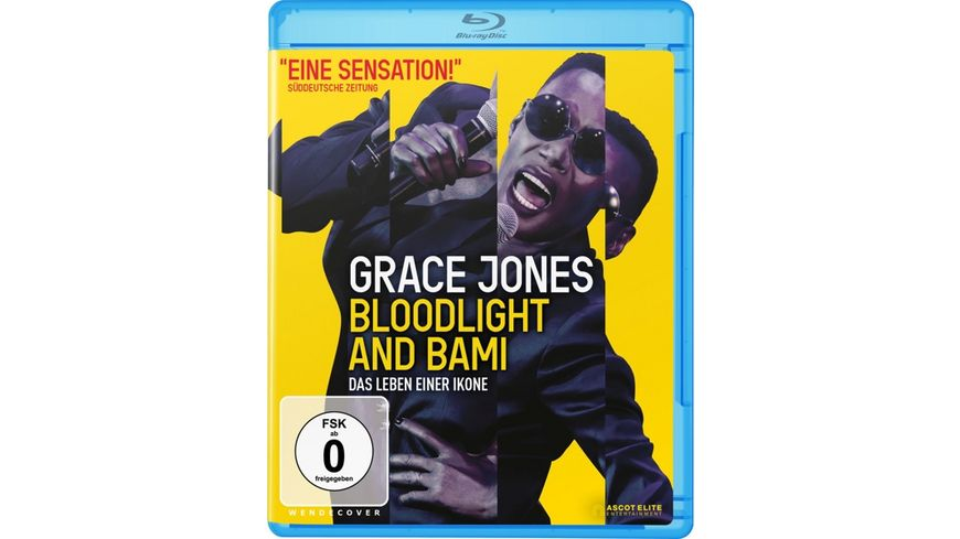 Grace Jones Bloodlight And Bami B