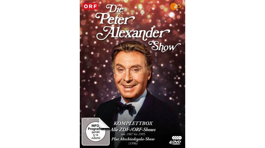 Die Peter Alexander Show Kom