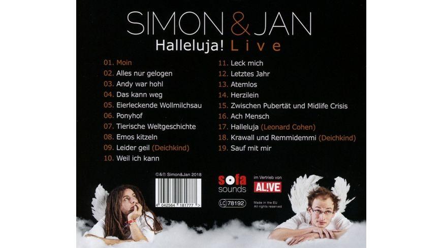 Halleluja Live
