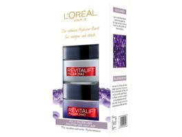 L Oreal Paris Revitalift Filler Tag Nacht Coffret