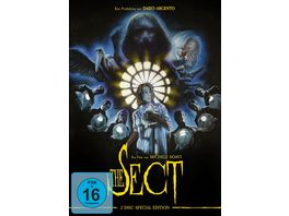 Dario Argento praesentiert The Sect Bonus DVD