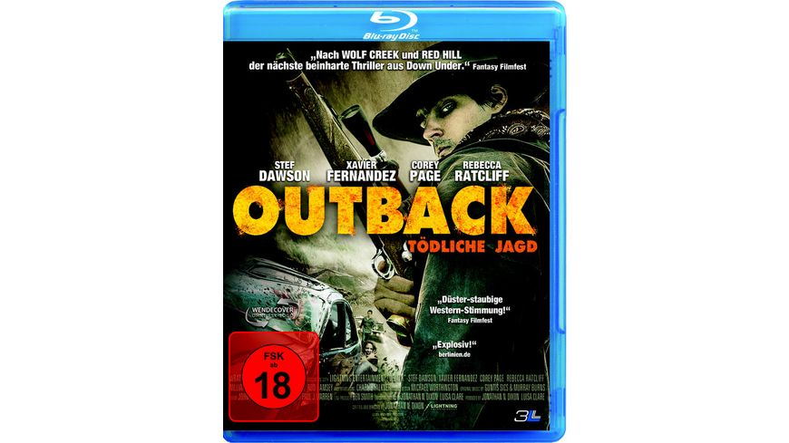 Outback Toedliche Jagd