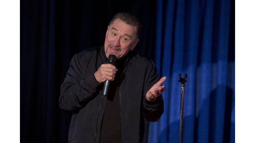 The Comedian Wer zuletzt lacht