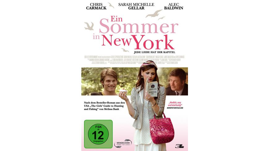 Ein Sommer in New York Jede Liebe hat ihr Kapitel