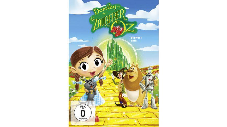 Dorothy und der Zauberer von Oz Staffel 1 Teil 1