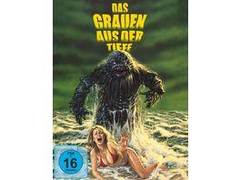 Das Grauen aus der Tiefe Limited Edition 1 Blu ray 2 DVDs