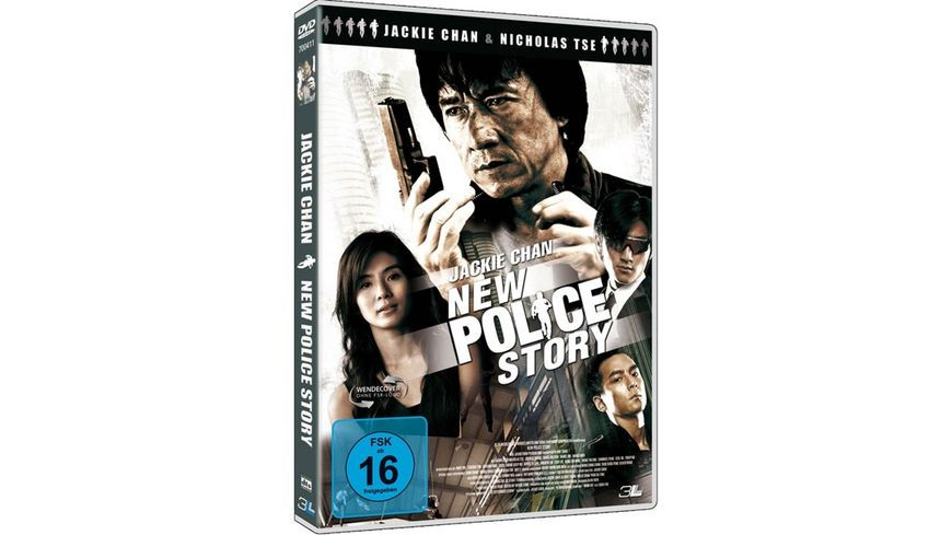 Jackie Chan New Police Story
