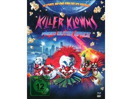 Killer Klowns From outer Space Mediabook DVD Bonus DVD