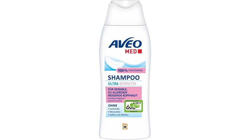 AVEO MED Ultra Sensitive Shampoo