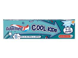 Odol med3 Zahncreme Cool Kids 9 12 Jahre