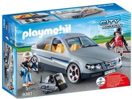 PLAYMOBIL 9361 City Action SEK Zivilfahrzeug