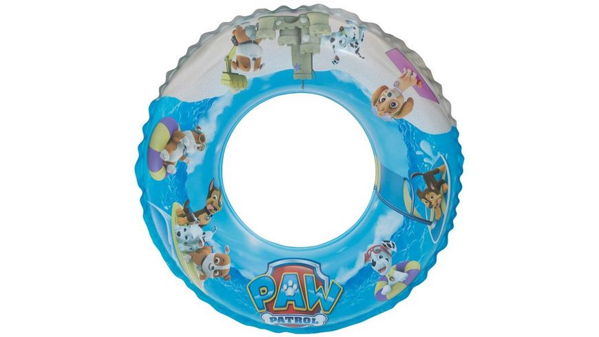 Happy People Paw Patrol Schwimmring
