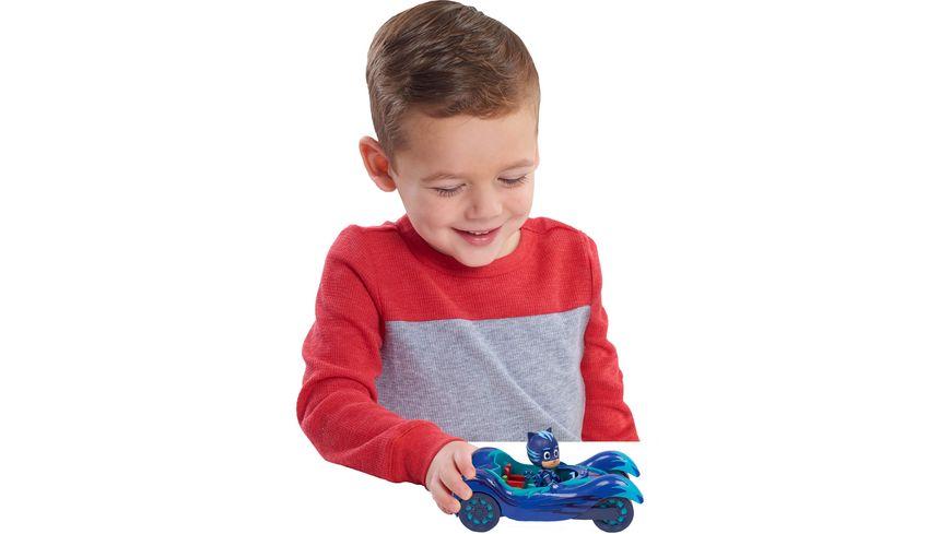 Simba PJ Masks Pyjamahelden Cat Boy mit Fahrzeug