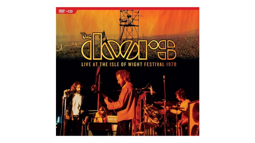Live At The Isle Of Wight 1970 DVD CD