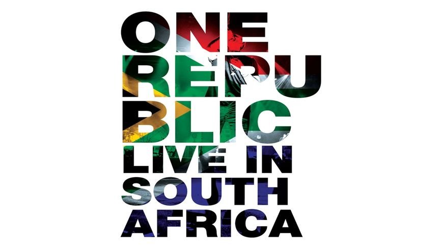 Live In South Africa Blu Ray