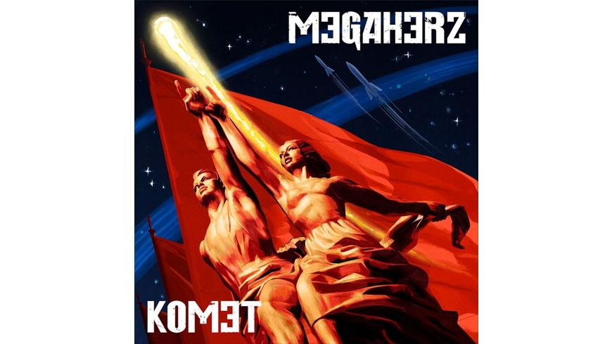 Komet 2LP Blackvinyl