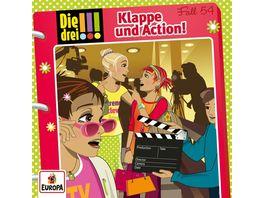 054 Klappe und Action