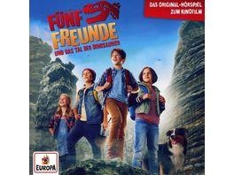 Fuenf Freunde und das Tal der Dinosaurier Das Ori