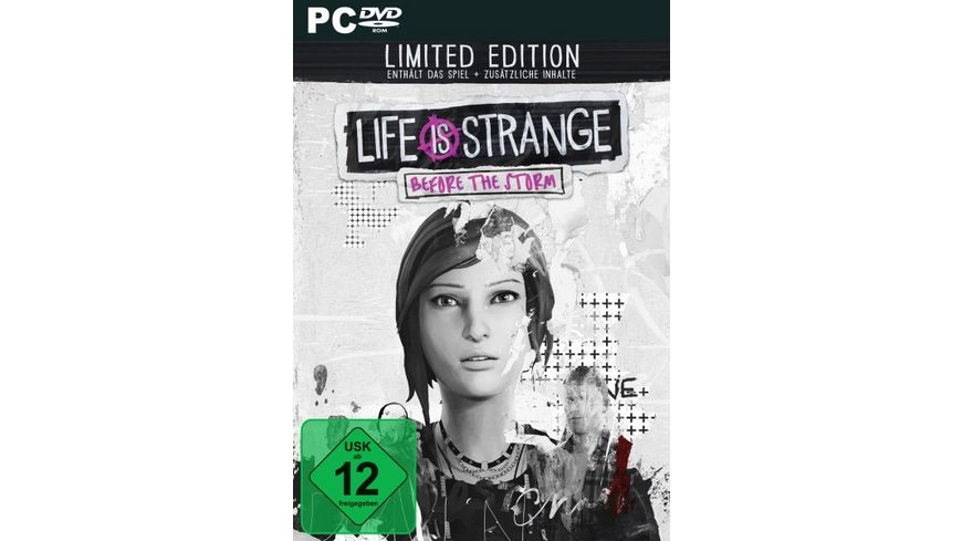 Life is Strange Before the Storm Lim Ed