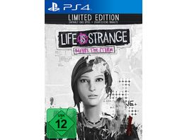 Life is Strange Before the Storm Limited Ed