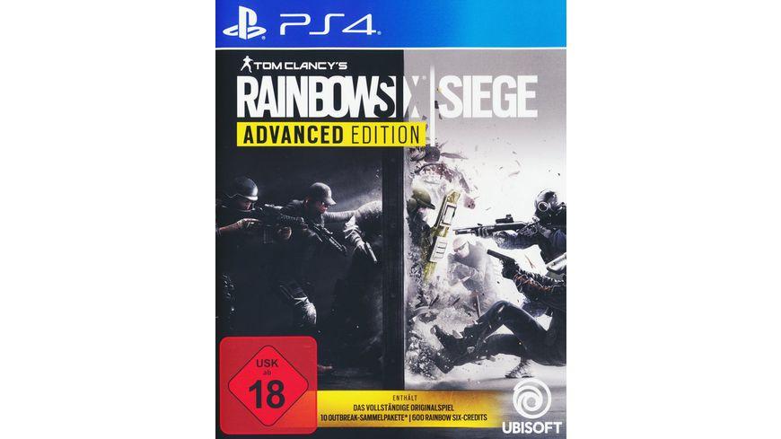 Tom Clancy s Rainbow Six Siege Advanced Ed