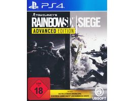 Tom Clancy s Rainbow Six Siege Advanced Ed