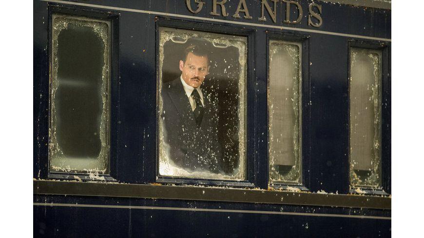 Mord im Orient Express 4K Ultra HD Blu ray 2D