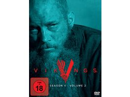Vikings Season 4 2 3 DVDs