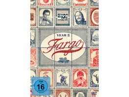 Fargo Season 3 4 DVDs