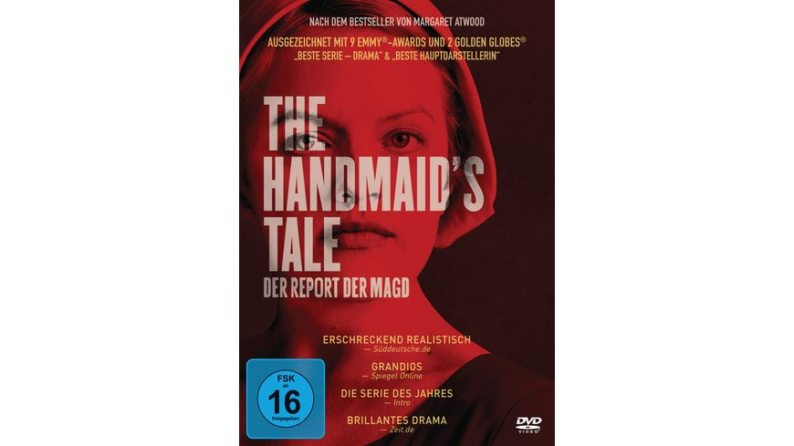 The Handmaid s Tale 4 DVDs