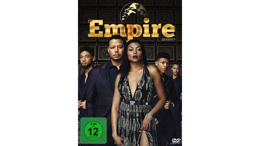 Empire Die komplette Season 3 5 DVDs