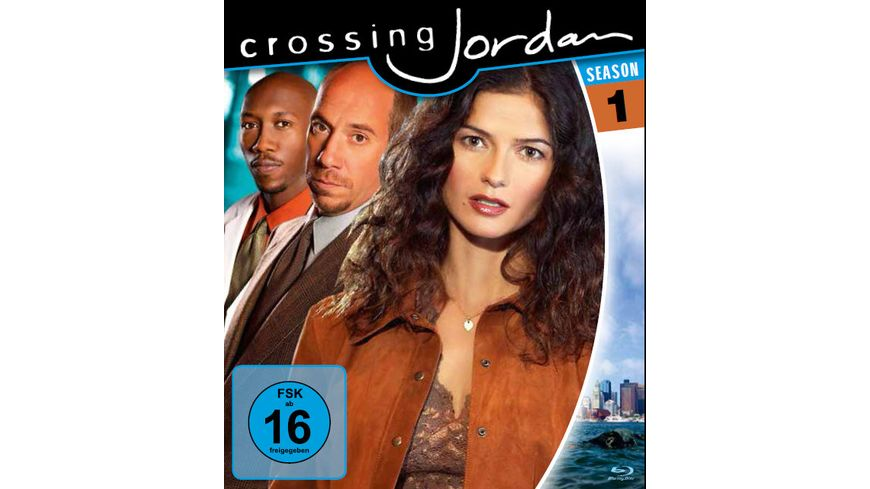 Crossing Jordan Staffel 1 5 BRs