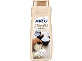 AVEO Cremebad Gluecksgefuehl Kokos Sheabutter