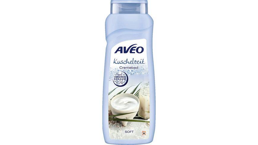 AVEO Cremebad Kuschelzeit Soft