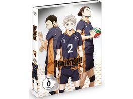 Haikyu Vol 4 Episode 19 25 2 DVDs