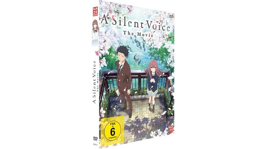 A Silent Voice Deluxe Edition