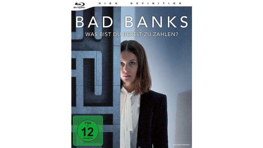 Bad Banks Die komplette erste Staffel 2 BRs