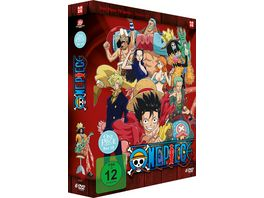 One Piece TV Serie Box Vol 18 Episoden 546 573