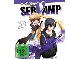 Servamp Vol 3