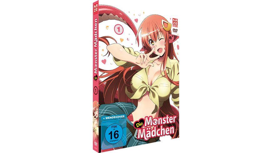 Die Monster Maedchen Vol 1